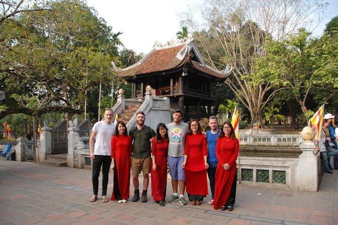 Hanoi: Private Half-Day City Tour