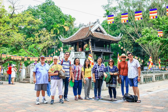 Hanoi Highlights: Full-Day Small Group with Lunch