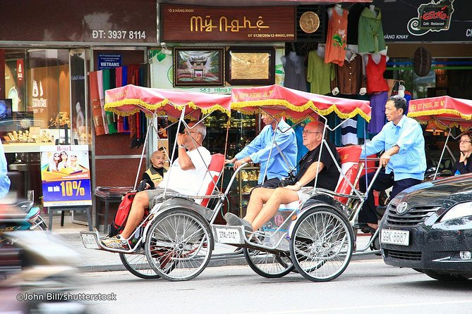 Hanoi Highlights: Full-Day Small Group with Lunch and Cyclo ride
