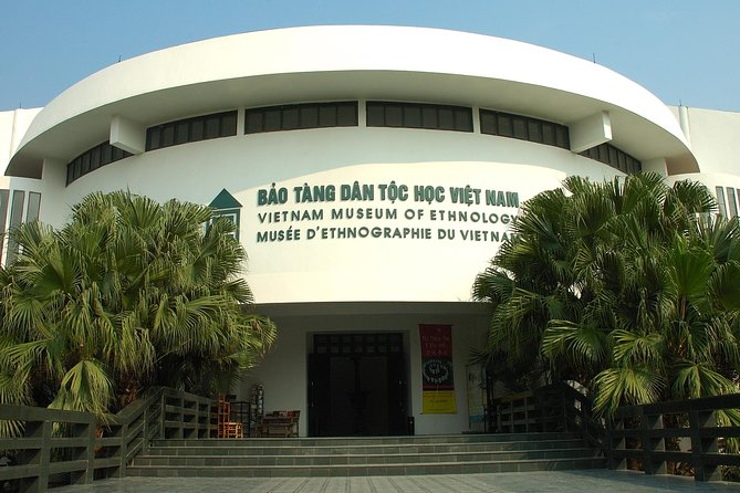 Private Half-day Hanoi: Vietnam Museum of Ethnology and Ho Chi Minh complex