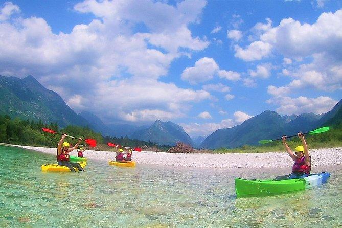 Kayak Trip On Soca River
