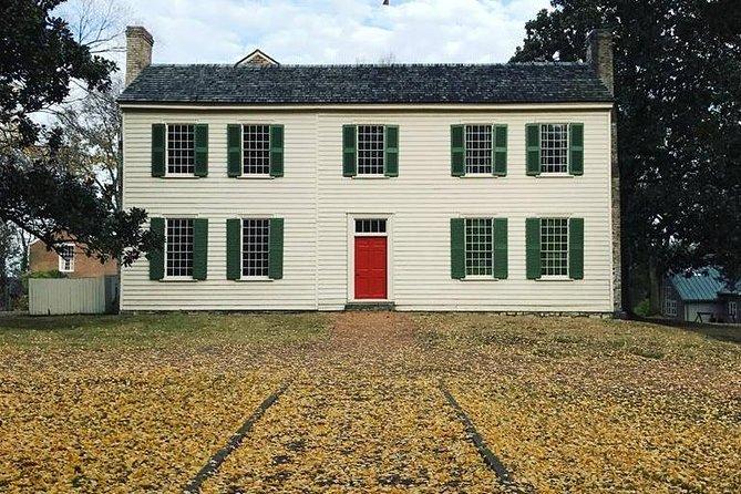 Recorrido por el Museo Historic Rest House