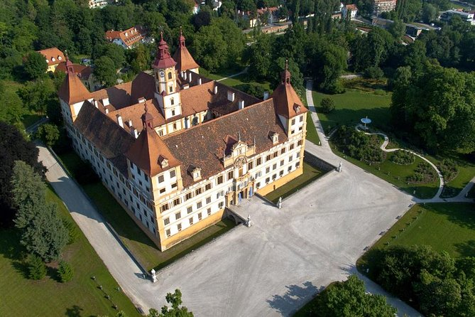 Schloss Eggenberg Entrance Ticket and Guided Tour