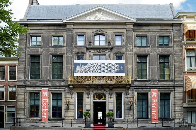 Admission for Escher in Het Paleis in The Hague