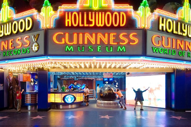 Guinness World Records Museum Admission Ticket in Hollywood