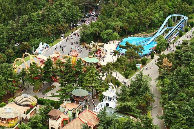 Mtatsminda Amusement Park 1-Day Entrance Ticket