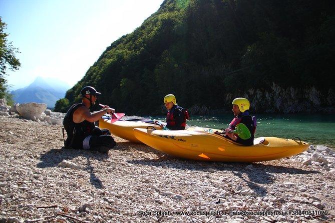 kayak course