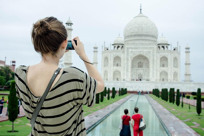 Private tour to Agra & Sunrise Taj Mahal Tour
