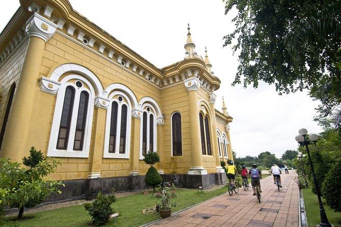 Historische fietstocht door Ayutthaya op de hele dag