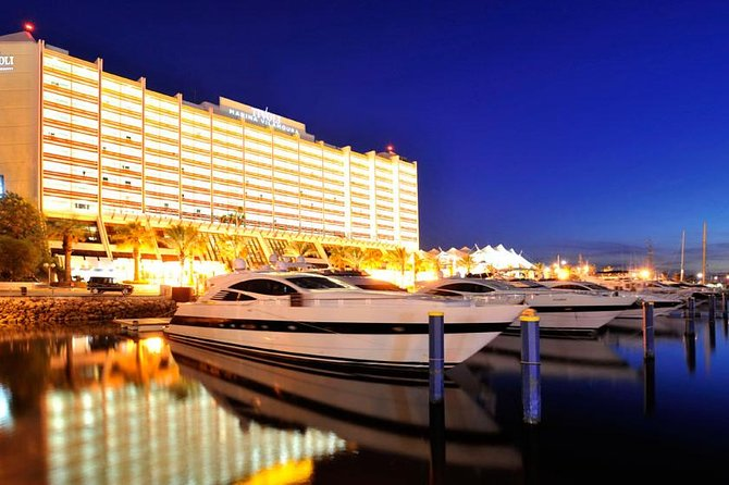 Vilamoura Quarteira Seaside Segway Tour by Night