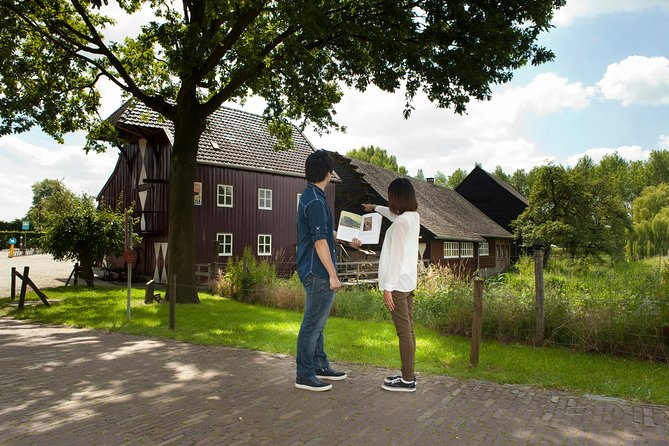 Design your own private tour through The Netherlands from Amsterdam