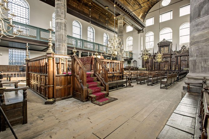 Amsterdam Super Saver: Anne Frank e Tour do Bairro Cultural Judaico
