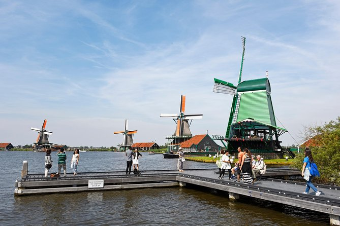 Zaanse Schans Half Day Tour