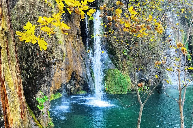 Plitvice Lakes National Park - two days tour from Dubrovnik