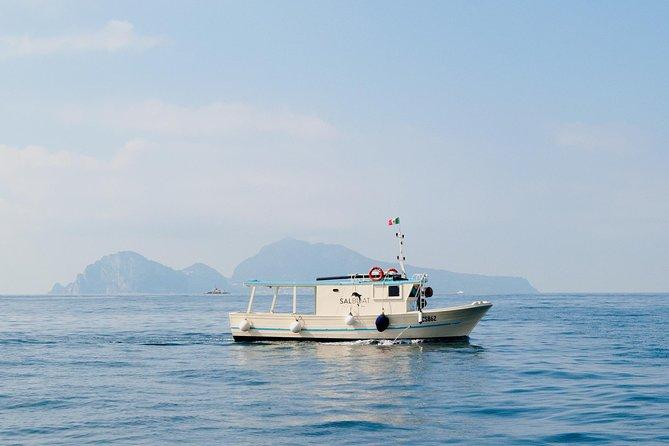 SalBoat Sorrento, Capri&Fishing tours