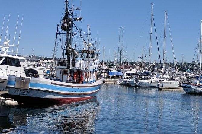 Fisherman's Terminal Brewery Tour