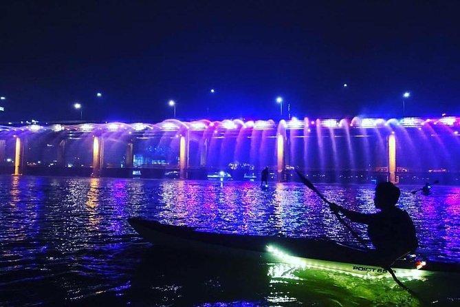 Han River Night Kayaking Tour