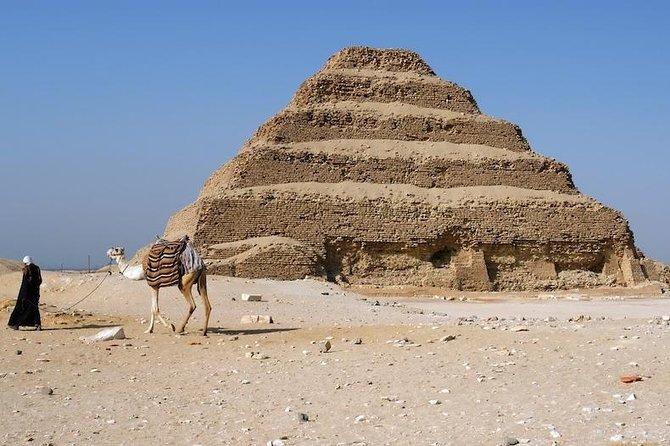 Full day Pyramids , Memphis and Sakkara