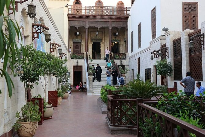 Half day tour to Coptic Cairo