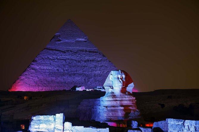 Sound & Light Show in Cairo
