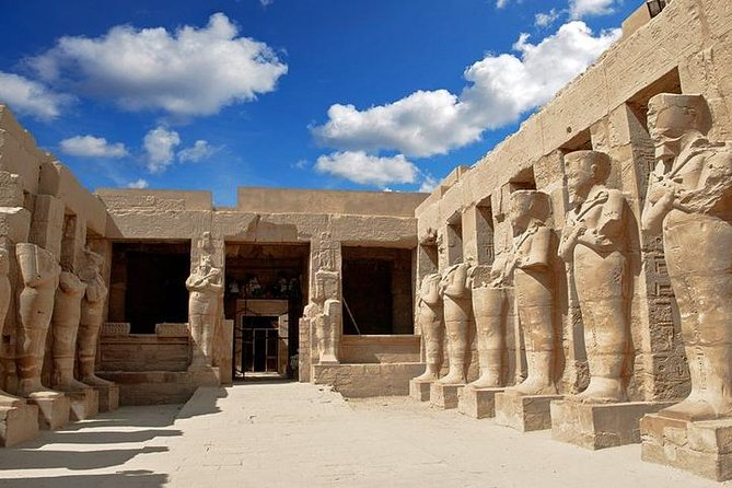 Day Tour at Luxor (East & West Bank)