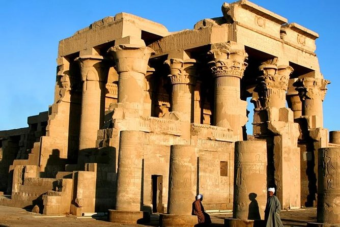 Day tour to Kom Ombo and Edfu Temple from Aswan