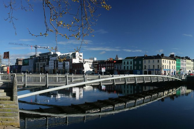 Cork City Cycle Tour - Experience the beautiful and historic City by bike