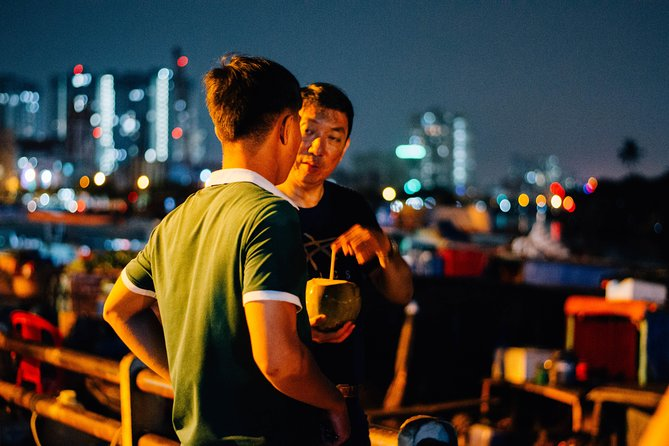 Saigon Night Walking Tour - Immerse into local life