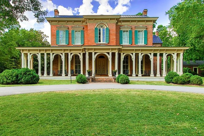 Skip the Line: Self-Guided Oaklands Mansion Tour Ticket