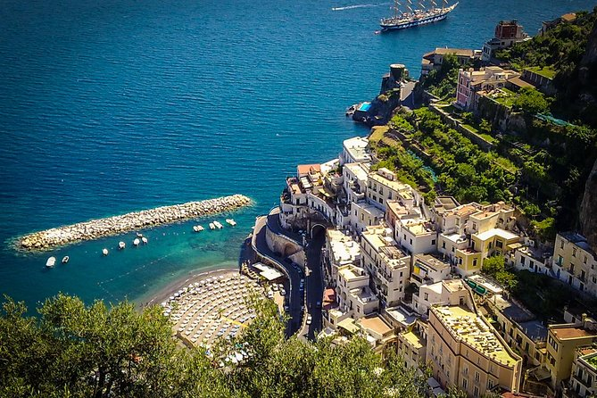 Sorrento and Amalfi Coast - Private Day Trip