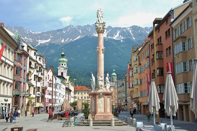 private Innsbruck City Tour with local guide