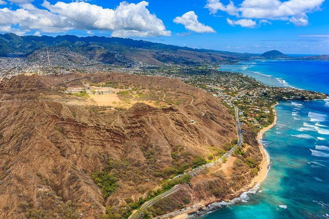 Diamond Head Crater Shuttle & Self Guided Hike