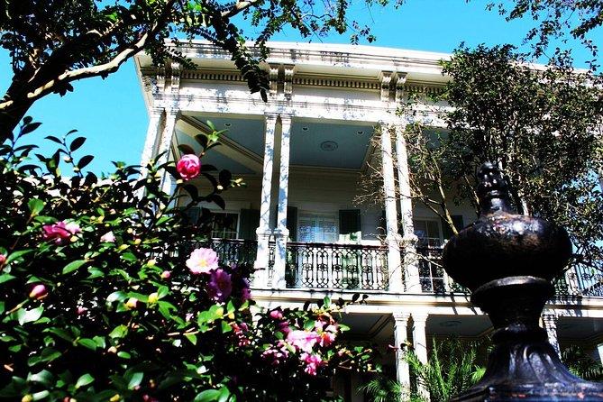 Garden District Walking Tour van New Orleans