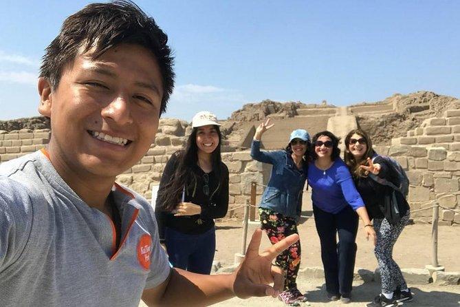 Private Guided ''Pachacamac'' Tour in Peru