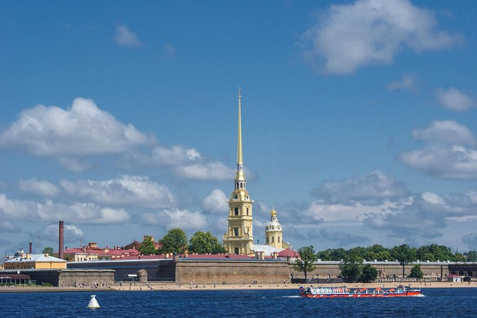 St Petersburg City Highlights and Hermitage Tour