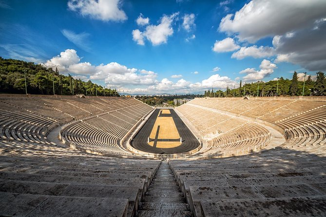 Meet the Panathenaic Stadium