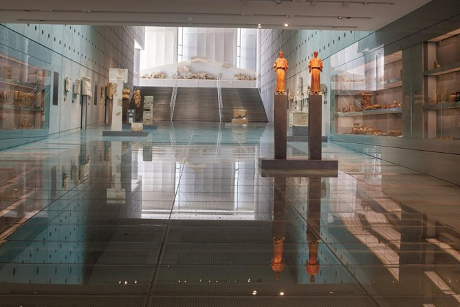 Acropolis Museum: Athenian Discovery Small Group Tour