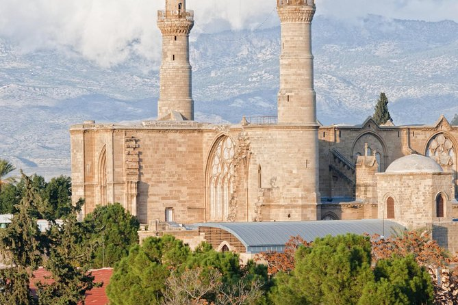 See the sights of walled Old Nicosia on a 3-night Cyprus tour