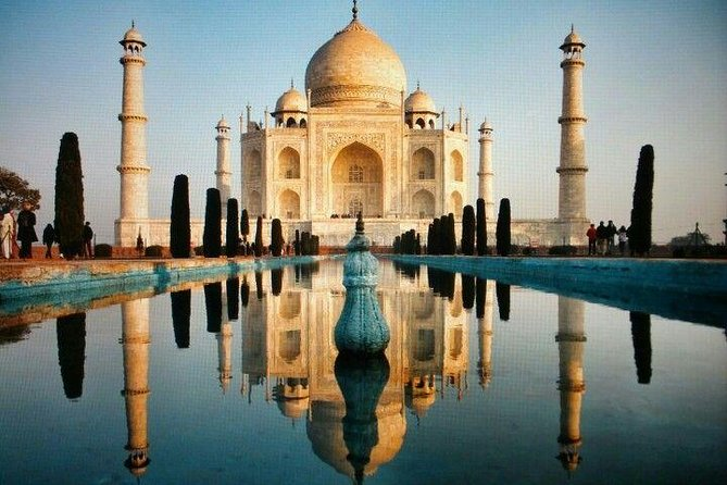 Full-Day Agra Tour From Delhi by Car
