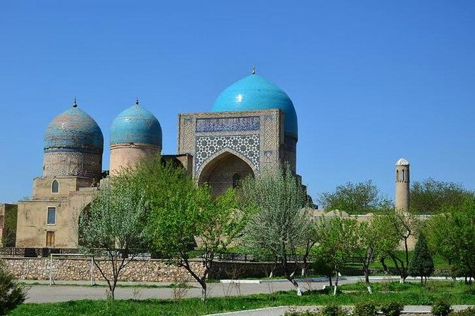 Uzbekistan Cultural and Historical Tour Image