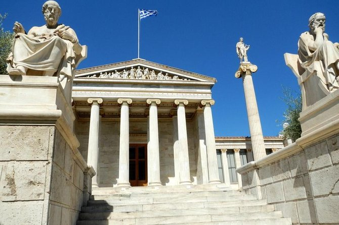Athens Private Half Day Tour for Small Groups From Athens or Piraeus Port