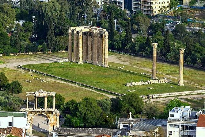 Athens Private Half Day Guided Tour for Small Groups