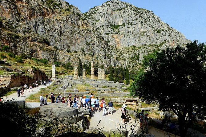 Delphi Private Tour from Athens for Small Groups 2019