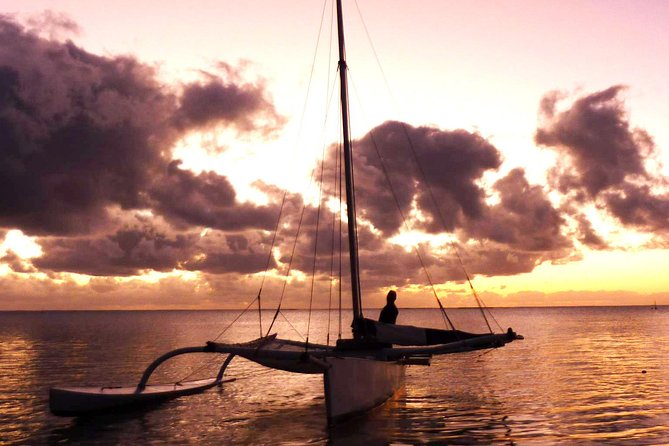 Moorea Sunset Sailing