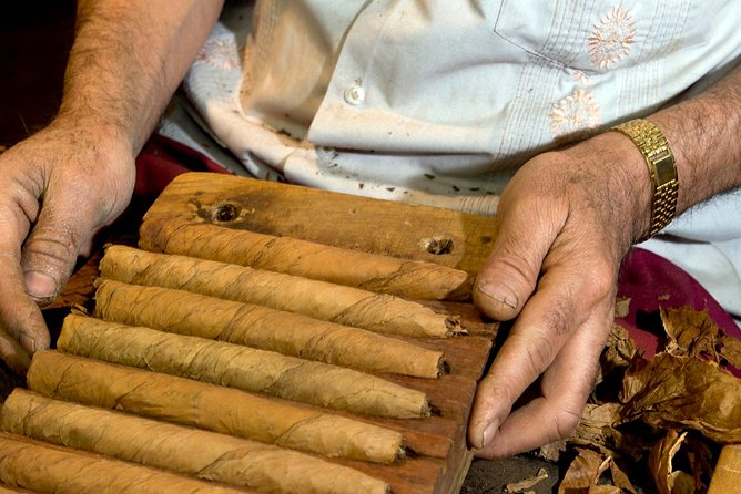 cigar factory tour