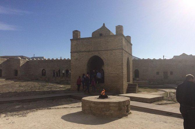 Ateshgah Fire Temple and Gala Ethnographic Open Air Museum Tour