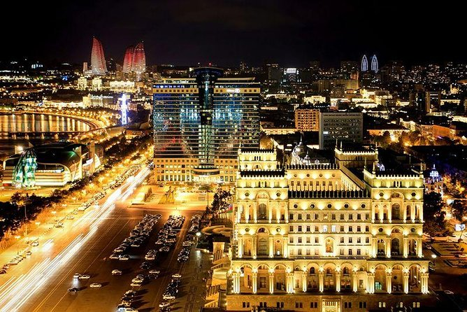 The Magnificent Baku Night Tour