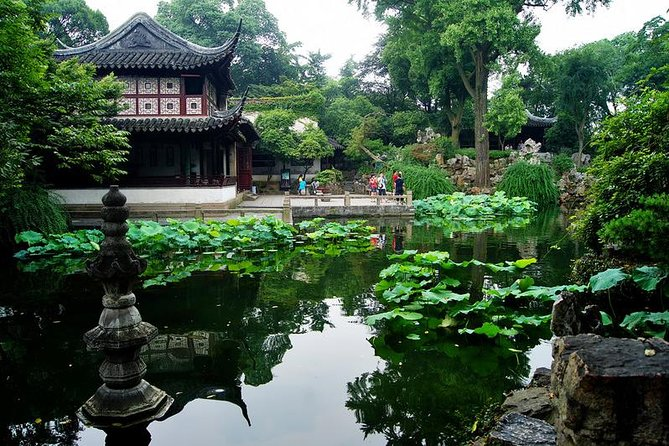 Flexible Suzhou City Day Tour