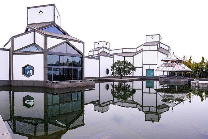 Privat Suzhou kulturel rundtur i haven og museet