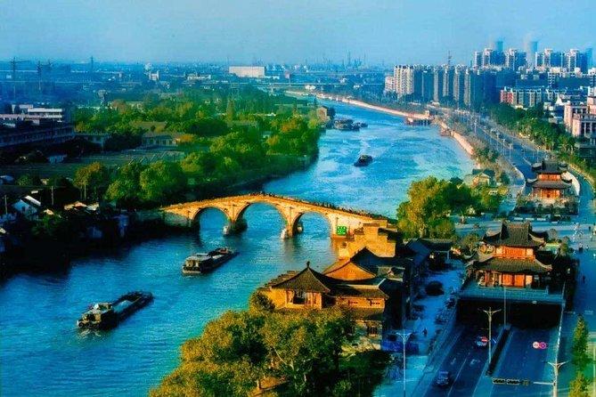 Hangzhou Grand Canal Classic Day Trip
